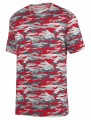 Youth Mod Camo Wicking Tee 160784
