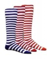 Intermediate Mini Hoop All Sport Socks by Red Lion 161156
