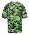 Badger Adult Camo Tee 10028
