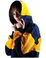 Hooded Rugby Shirt 161961