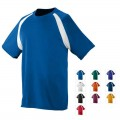Youth Wicking Color Block Performance Jersey Style Number 10008