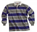 Soho Stripes Rugby Jersey 162005