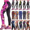 Women's Classic Supplex Body Fit Ankle yoga Legging -140126