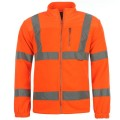 Men's Hi Vis Fleece Jacket 2017042