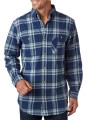Backpacker Mens Yarn-Dyed Flannel Shirt 161298