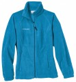 Women Fleece Full Zip Jacket 160046