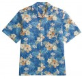 Unisex Tropical Hibiscus Camp Shirt 161943