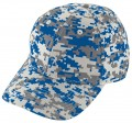 Digi Camo Cotton Twill Cap 160835